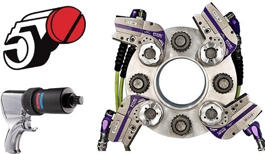 Outil serrage - Hytorc