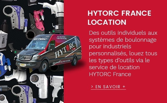 Location - Hytorc France