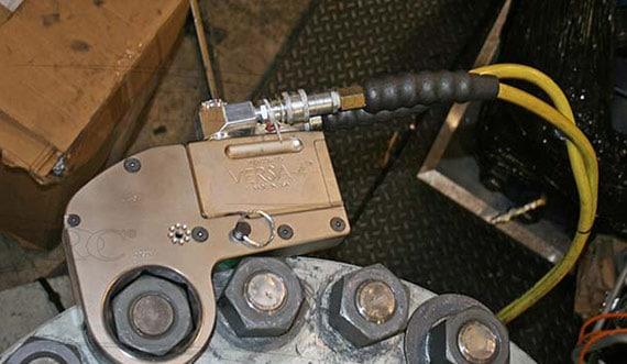 Calculateur de serrage - Hytorc