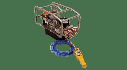 Pompes hydrauliques hy-air - Hytorc