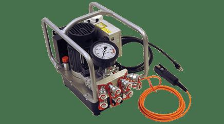 Pompes hydrauliques jetpro 9.3 - Hytorc